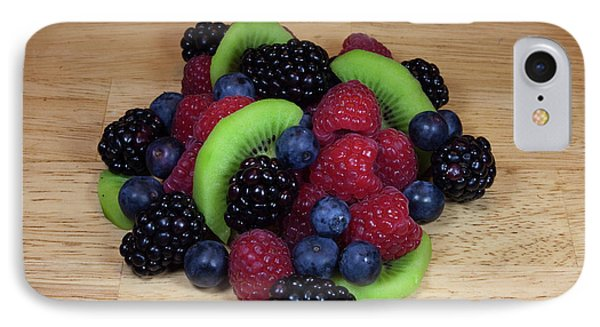 Fruit Mixture 2 Phone Case by Michael Waters