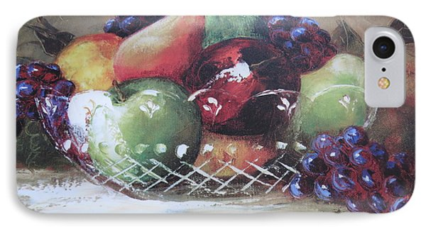 Fruit Still-life  Phone Case by Kay Novy