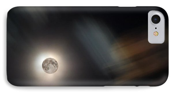 Full Moon II Phone Case by Jeff Galbraith