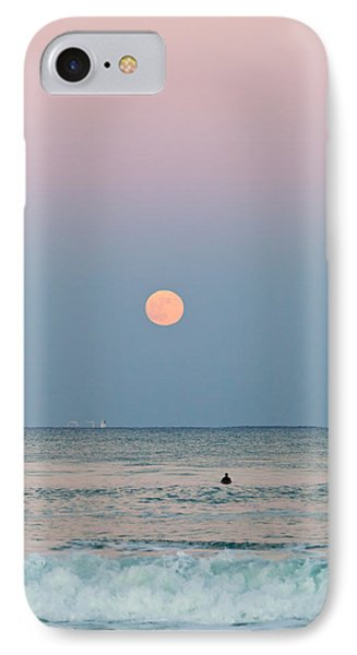 Full Moon In Taurus October 29 2012 IPhone Case by Michelle Wiarda