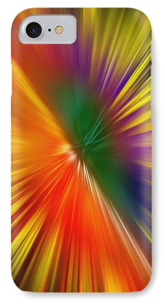 Full Of Energy IPhone Case by Saad Hasnain