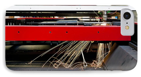 Fully Automated Cnc Laser Cutting IPhone Case by Corepics