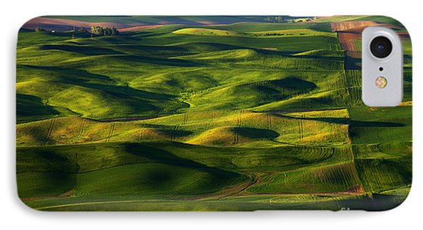 Furrows And Folds Phone Case by Mike  Dawson