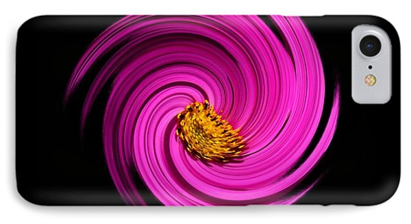 Galaxy IPhone Case by Sylvie Leandre
