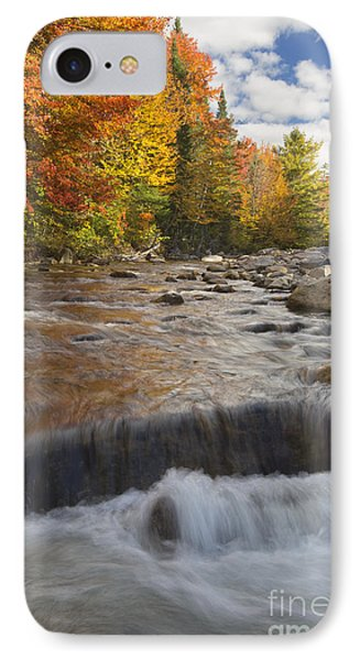 Gale River - White Mountains New Hampshire Phone Case by Erin Paul Donovan