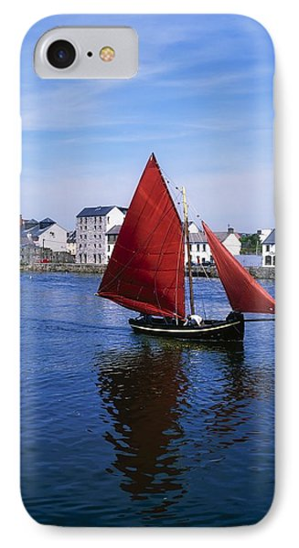 Galway, Co Galway, Ireland Galway Phone Case by The Irish Image Collection