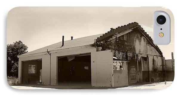 Garage No More Phone Case by Nina Fosdick