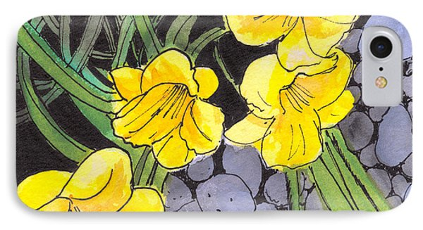 Garden IPhone Case by Ana Tirolese