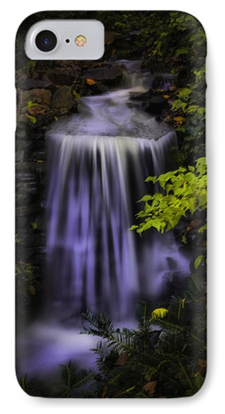IPhone Case featuring the photograph Garden Falls by Lynne Jenkins