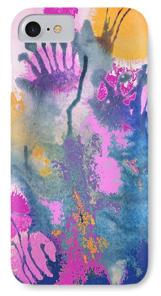 Garden Fantastico Phone Case by Renate Nadi Wesley