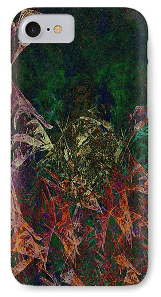 Garden Of Color Phone Case by Christopher Gaston