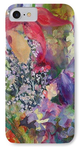 Garden Party Phone Case by Claudia Smaletz