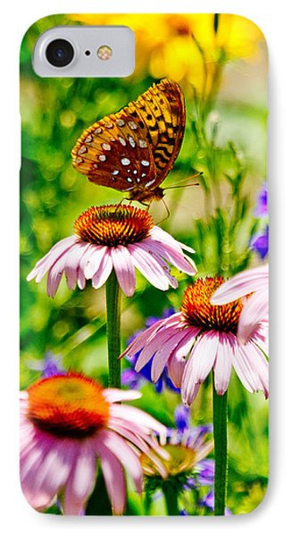 IPhone Case featuring the photograph Gardens Of Mount Vernon by Randall  Cogle