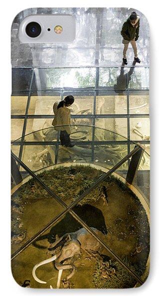 Gate To The Underworld Phone Case by Lynn Palmer