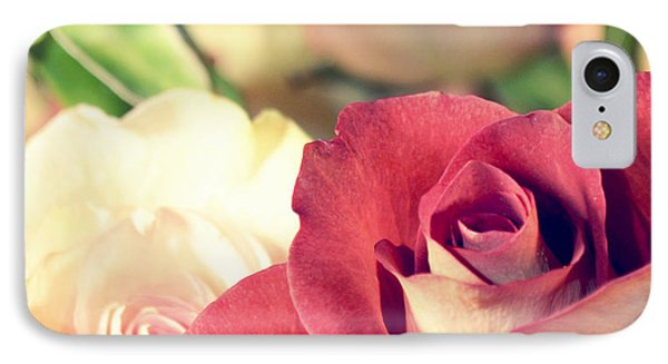 IPhone Case featuring the photograph Gather Beauty by Robin Dickinson