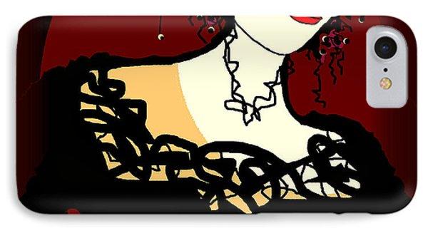 Geisha 1 Phone Case by Natalie Holland
