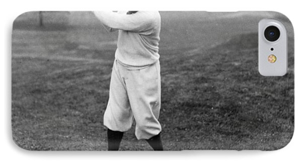 IPhone Case featuring the photograph Gene Sarazen - Professional Golfer by International  Images