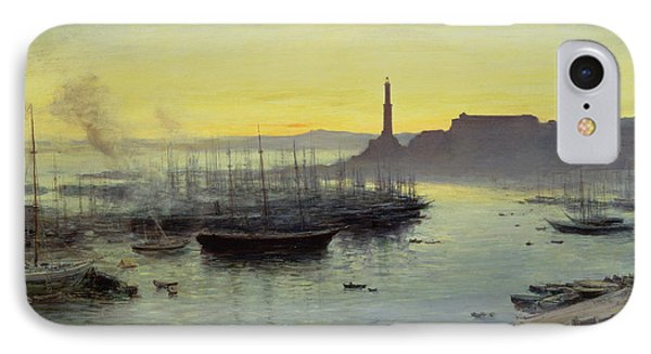 Genoa IPhone Case by John MacWhirter