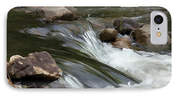 IPhone Case featuring the photograph Gently Down The Stream by John Crothers