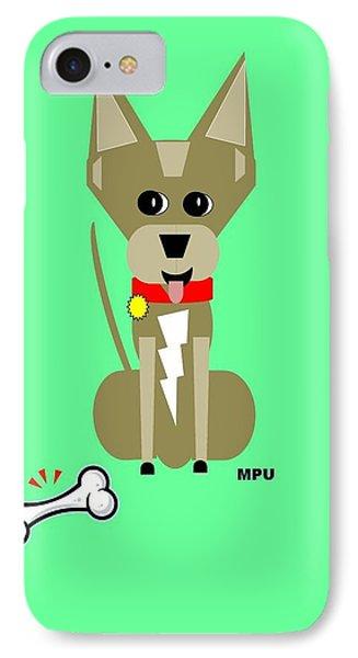 Geo Chihuahua IPhone Case