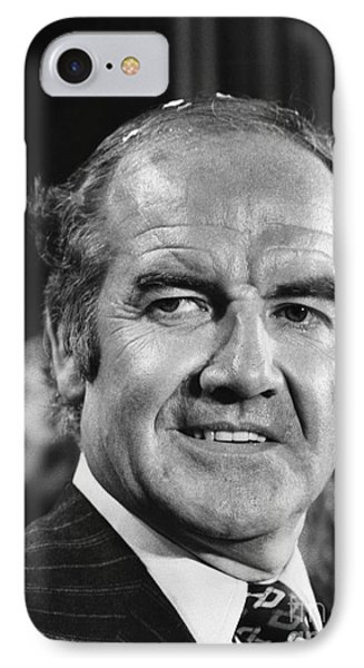 George Mcgovern (1922- ) Phone Case by Granger