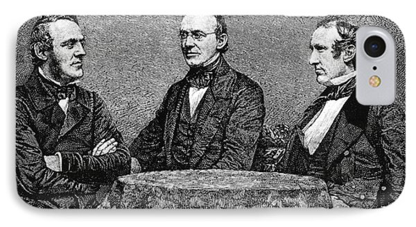 George Thompson (1804-1878) Phone Case by Granger