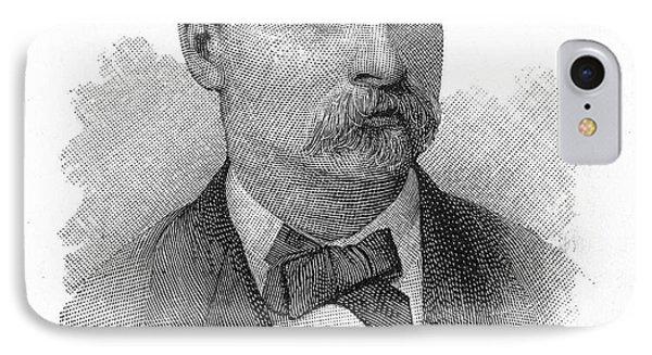 George W. Yates (d.1876) Phone Case by Granger