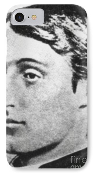 Gerard Manley Hopkins Phone Case by Science Source