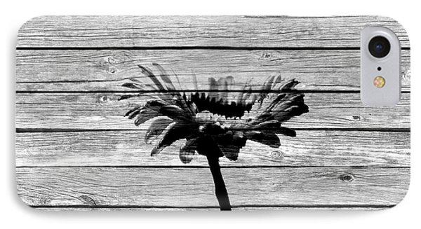 Gerbera Flower IPhone Case by Sumit Mehndiratta