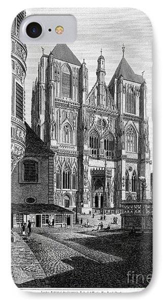 Germany: Regensburg, 1823 Phone Case by Granger