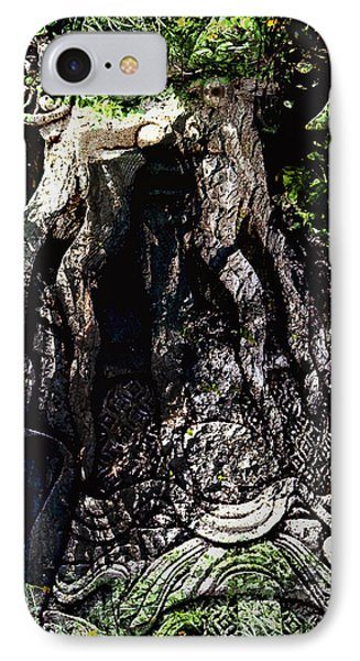 Ghillie Dhu Phone Case by Nafets Nuarb