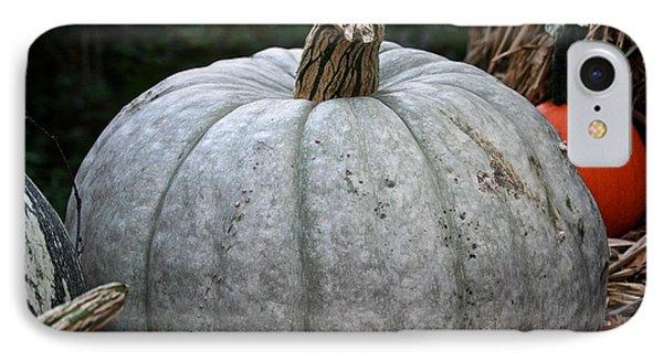 Ghost Pumpkin Phone Case by Susan Herber