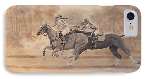 Ghost Riders IPhone Case by Roena King