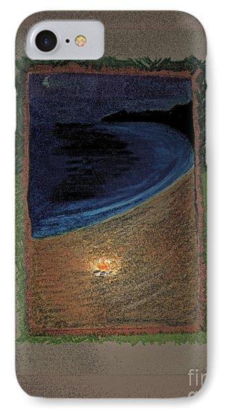 Ghost Stories Barra De Navidad Phone Case by First Star Art