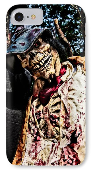 Ghoulie Phone Case by Christopher Holmes