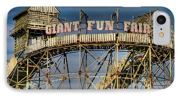 Giant Fun Fair Phone Case by Adrian Evans