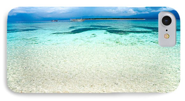 IPhone Case featuring the photograph Gili Meno - Indonesia. by Luciano Mortula