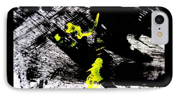 Girl And Her Cat Phone Case by Marie Jamieson