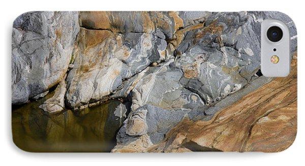 Glacial Pothole IPhone Case by Michael Friedman