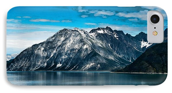 Glacier Bay Alaska Phone Case by Jon Berghoff