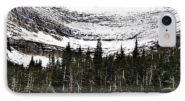 Glacier Park Bowlrock Phone Case by Susan Kinney