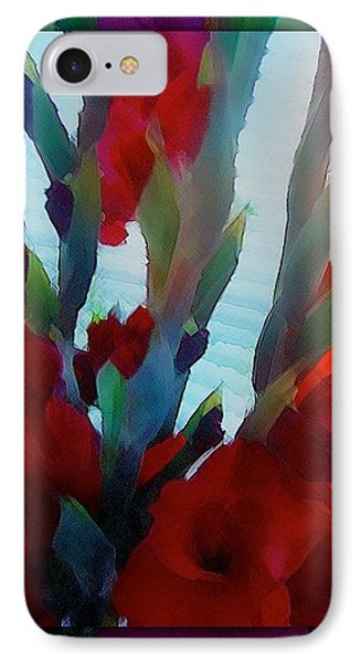 IPhone Case featuring the digital art Glad by Richard Laeton