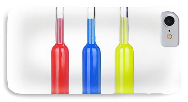 Glass Bottles Phone Case by Joana Kruse