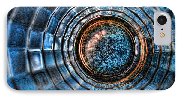 Glass Series 3 - The Time Tunnel IPhone Case