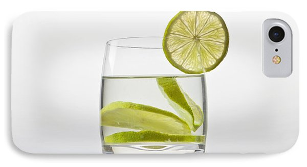 Glass With Lemonade IPhone Case by Joana Kruse