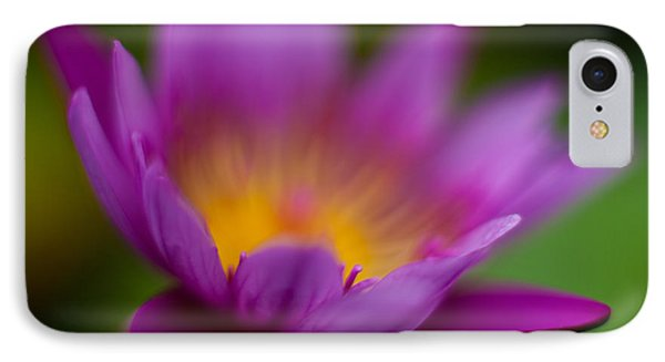 Glorious Lily IPhone Case by Mike Reid
