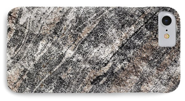 Gneiss Rock Pattern IPhone Case