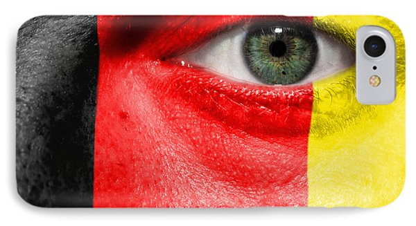 Go Belgium Phone Case by Semmick Photo