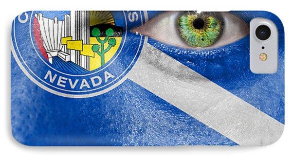 Go Las Vegas Phone Case by Semmick Photo