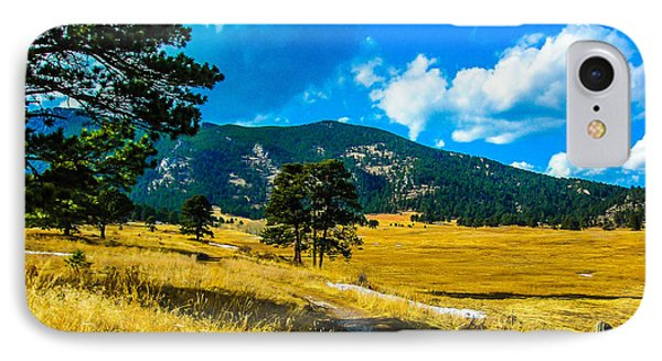 IPhone Case featuring the photograph God's Country by Shannon Harrington